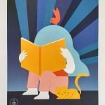 """""""Los libros son una incomparable magia portátil"""""""
